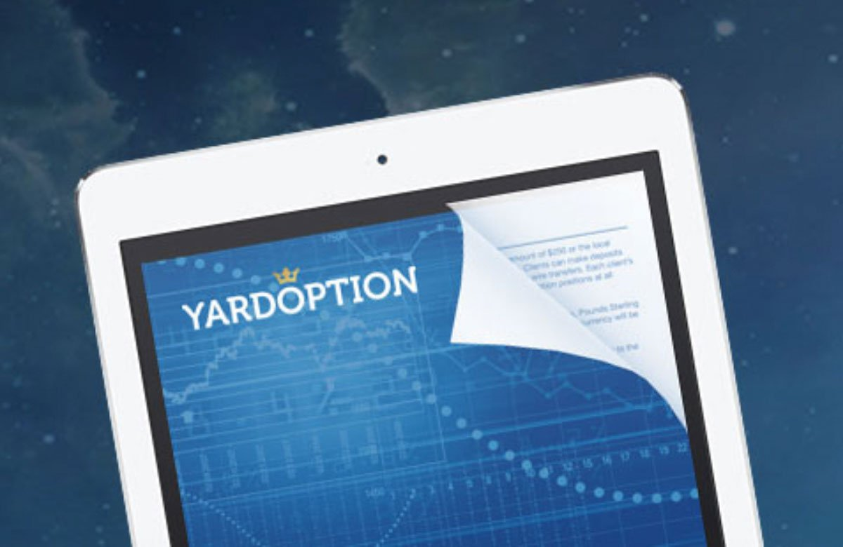 Yardoption CFD брокер